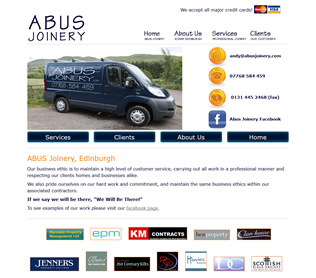abus joinery website